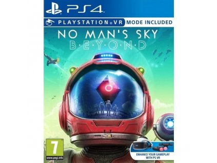 Hra Sony PlayStation 4 No Man's Sky Beyond (PS719929406)