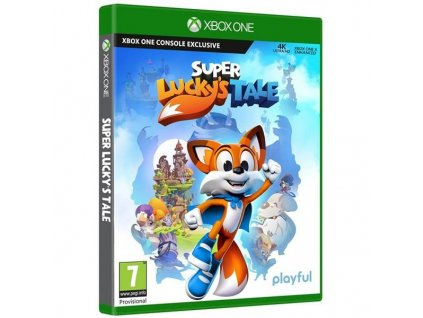 Hra Microsoft Xbox One Super Lucky's Tale (FTP-00015)