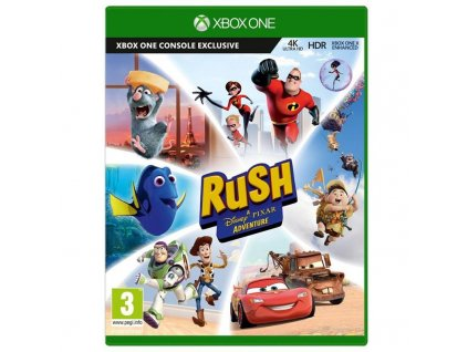 Hra Microsoft Xbox One Rush: A Disney Pixar Adventure (GYN-00020)
