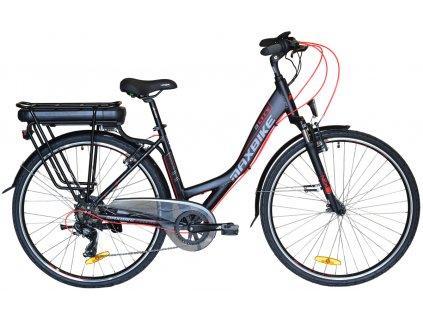 Maxbike E - City 700C 2019  Pro registrované možnost akce až 15% sleva