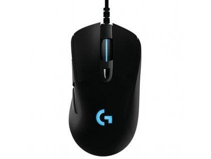 Myš Logitech Gaming G403 Hero černá (910-005632)