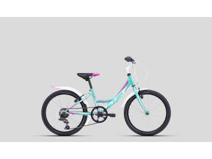 CTM MAGGIE 2.0 2019 modrá  Možnost kolo předobjednat za výhodnou cenu