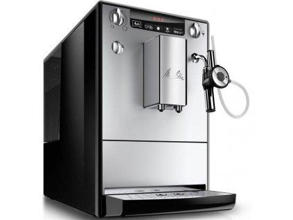Espresso Melitta Solo Perfect Milk Stříbrné