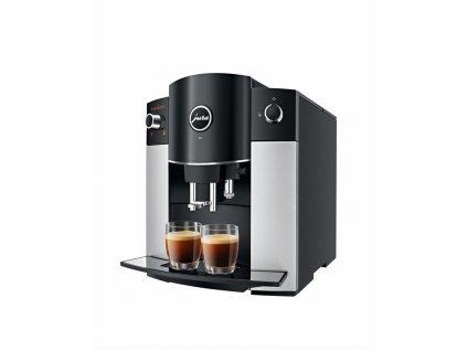 Espresso Jura D6, Platin/Black (452683)
