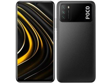 Mobilní telefon Poco M3 64 GB černý (30708)