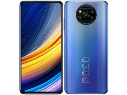 Mobilní telefon Poco X3 Pro 256 GB - Frost Blue (32481)