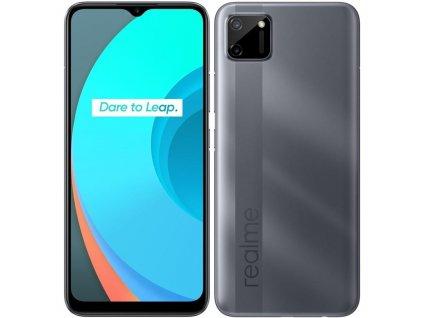 Mobilní telefon realme C11 šedý (RMX2185GR)