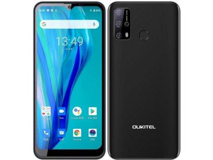 Mobilní telefon Oukitel C23 Pro černý (84002465)