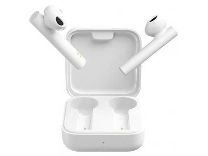 Sluchátka Xiaomi Mi True Wireless Earphones 2 Basic bílá (27694)
