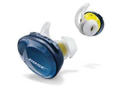 Sluchátka Bose SoundSport Free - půlnoční modrá (B 774373-0020)