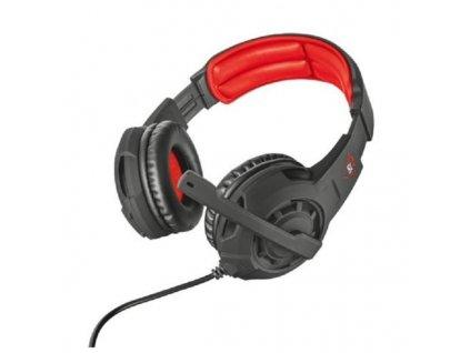 Headset Trust GXT Gaming 310 Radius černá/červená (21187)