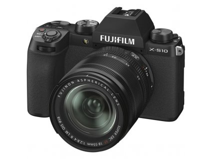 Digitální fotoaparát Fujifilm X-S10 + 18-55 mm