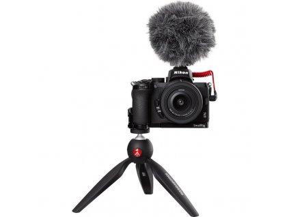 Digitální fotoaparát Nikon Z50 + 16-50 VR Vlogger Kit černý (VOA050K010)