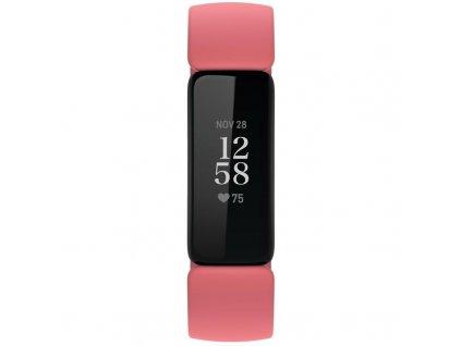 Fitness náramek Fitbit Inspire 2 - Desert Rose/Black (FB418BKCR)