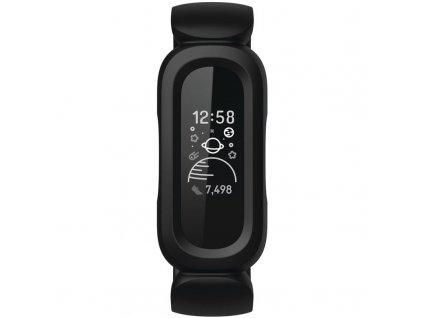 Fitness náramek Fitbit Ace 3 černý/červený (FB419BKRD)