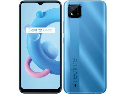 Mobilní telefon realme C11 2021 (RMX3231BL2) modrý