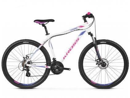 Kross Lea 3.0 27,5 2019 white / pink / violet glossy