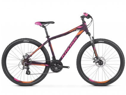 Kross Lea 3.0 27,5 2019 violet / pink / orange matte