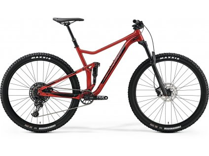 Merida ONE-TWENTY 9.600 Red(Black) 2019