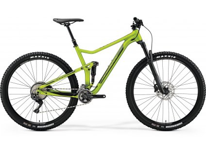 Merida ONE-TWENTY 9.XT EDITION Matt Olive(Green) 2019