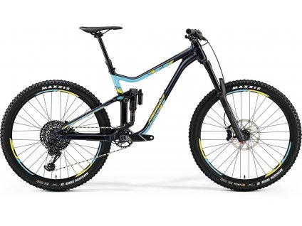 Merida ONE-SIXTY 800 Dark Blue(Blue/Yellow) 2019
