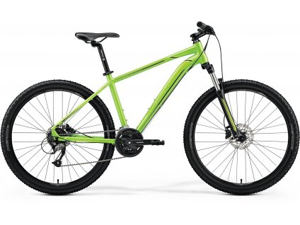 Merida BIG.SEVEN 40-D Lite Green(Black) 2019