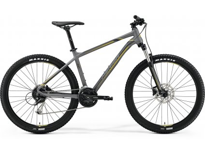 Merida BIG.SEVEN 100 Matt Grey(Yellow/Dark Grey) 2019