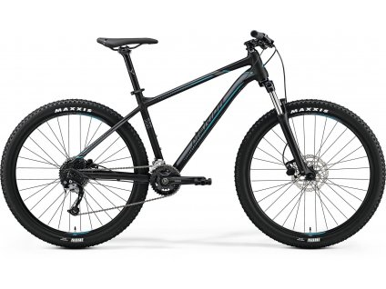 Merida BIG.SEVEN 200 Matt Black(Silver/Blue) 2019