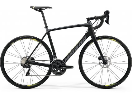 Merida SCULTURA DISC 4000 Black(Neon Yellow)  2019