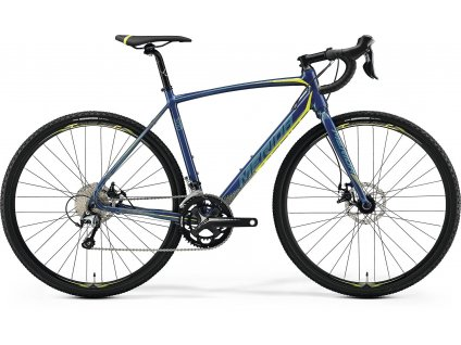 Merida CYCLO CROSS 300 Petrol(Yellow/Lite Teal) 2019