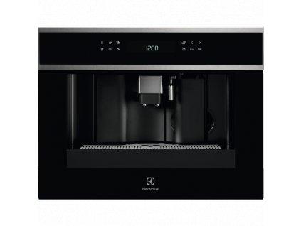 Electrolux EBC65X Vestavný kávovar  Pro registrované zákazníky zajímavé bonusy, akce a to i na jiné značky naší nabídky modelů 2020