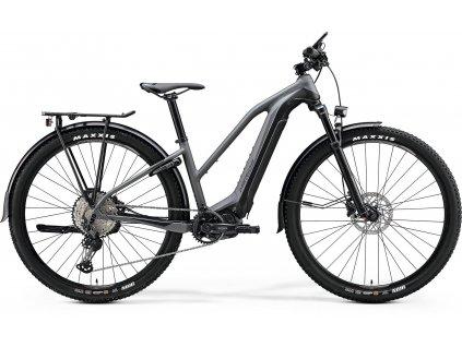 ebig tour 500 eq matt dark grey black ie846832