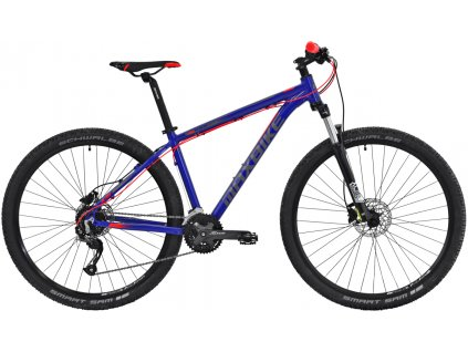 Maxbike Taal 29 2020 modrý matný + červená