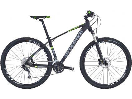 Maxbike Inari 29 2020 černý mat + zelená