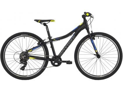 Maxbike Denali 26 2020 černý matný + modro-žlutá  Máte ičo registrujte se . Velkoobchodní ceny pro ičaře.