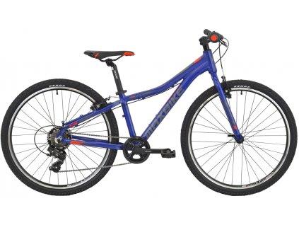 Maxbike Denali 26 2020 modrý matný + červená  Pro registrované zákazníky zajímavé bonusy, akce a to i na jiné značky naší nabídky modelů 2020