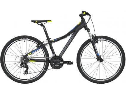 Maxbike Pindos 26 2020 černý matný + modrá + žlutá  Máte ičo registrujte se . Velkoobchodní ceny pro ičaře.