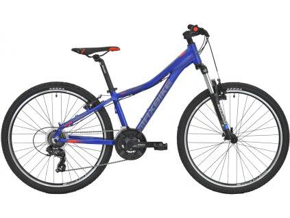Maxbike Pindos 26 2020 modrý matný + červená  Naše služby je možné platit systémem Sodexo, Up, Benefit a Benefit Plus