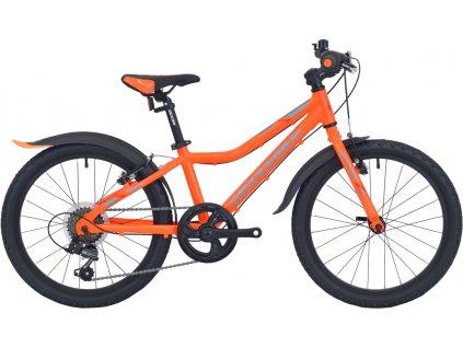 Maxbike Junior 20 2020 matný oranžový  Máte ičo registrujte se . Velkoobchodní ceny pro ičaře.
