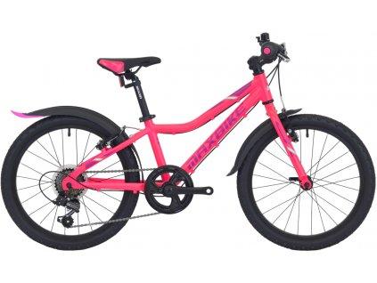 Maxbike Junior 20 2020 matný růžový  Máte ičo registrujte se . Velkoobchodní ceny pro ičaře.