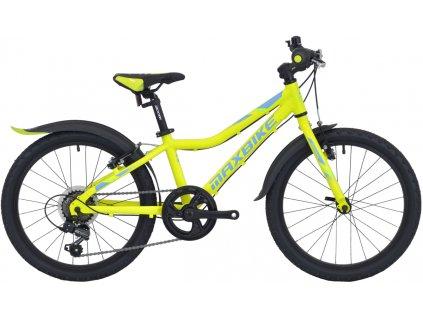 Maxbike Junior 20 2020 matný žlutý  Naše služby je možné platit systémem Sodexo, Up, Benefit a Benefit Plus
