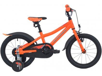 Maxbike Maxbike 16 2020 matně oranžová  Naše služby je možné platit systémem Sodexo, Up, Benefit a Benefit Plus
