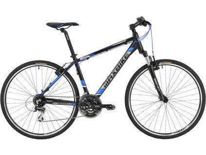 Maxbike Naryn 2020 černý mat + modrá  Máte ičo registrujte se . Velkoobchodní ceny pro ičaře.