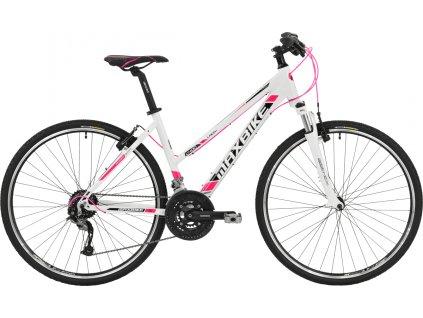 Maxbike Aras lady 2020 bílý + růžová  Naše služby je možné platit systémem Sodexo, Up, Benefit a Benefit Plus