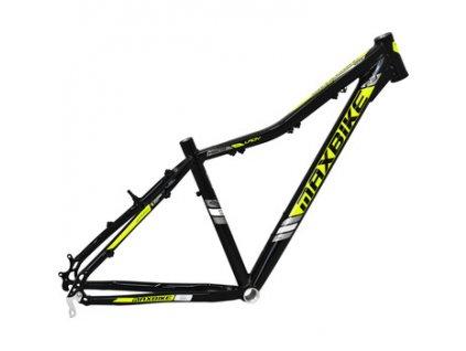 Maxbike Toba lady 29 2020 černý lesklý + žlutá  Pro registrované zákazníky zajímavé bonusy, akce a to i na jiné značky naší nabídky modelů 2020