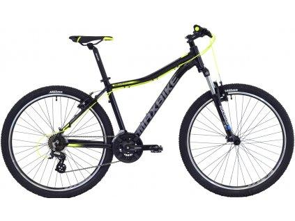 Maxbike Loma lady 27.5 2020 černý matný + žlutá  Pro registrované slevy až 15% a další výhody