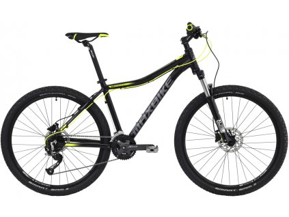 Maxbike Taal lady 27.5 2020 černý matný + žlutá  Pro registrované slevy až 15% a další výhody