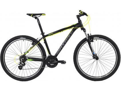 Maxbike Loma 27.5 2020 černý matný + žlutá + zelená  Naše služby je možné platit systémem Sodexo, Up, Benefit a Benefit Plus