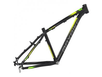 Maxbike Nimba 27.5 2020 černý matný + žlutá + zelená  Pro registrované slevy až 15% a další výhody