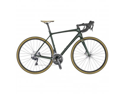 SCOTT Addict 10 Disc Green 2020